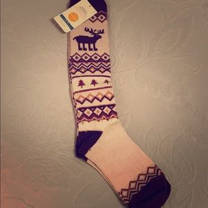 Women's Moose Boot Socks
